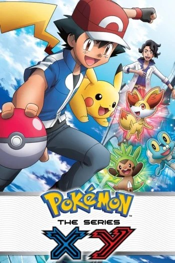 Poster All Pokemon X Y