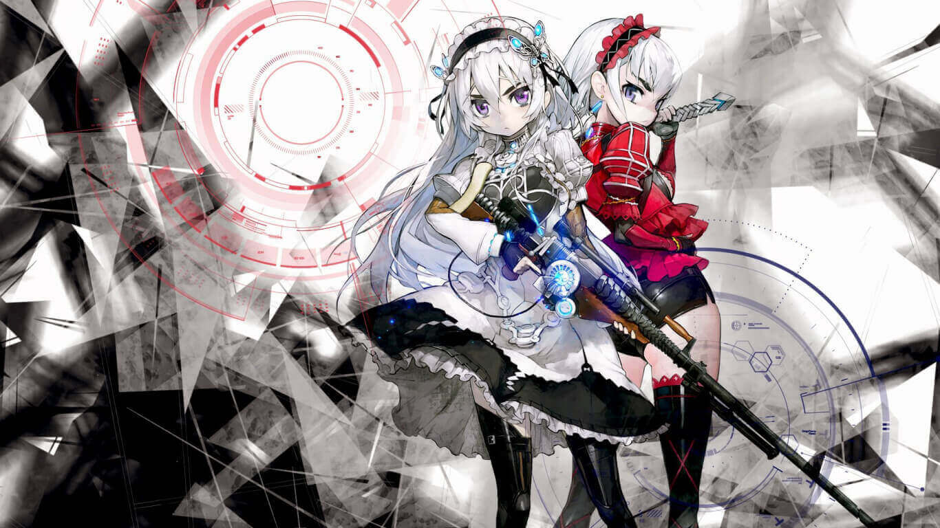 Hitsugi no Chaika S2 BD Subtitle Indonesia Batch