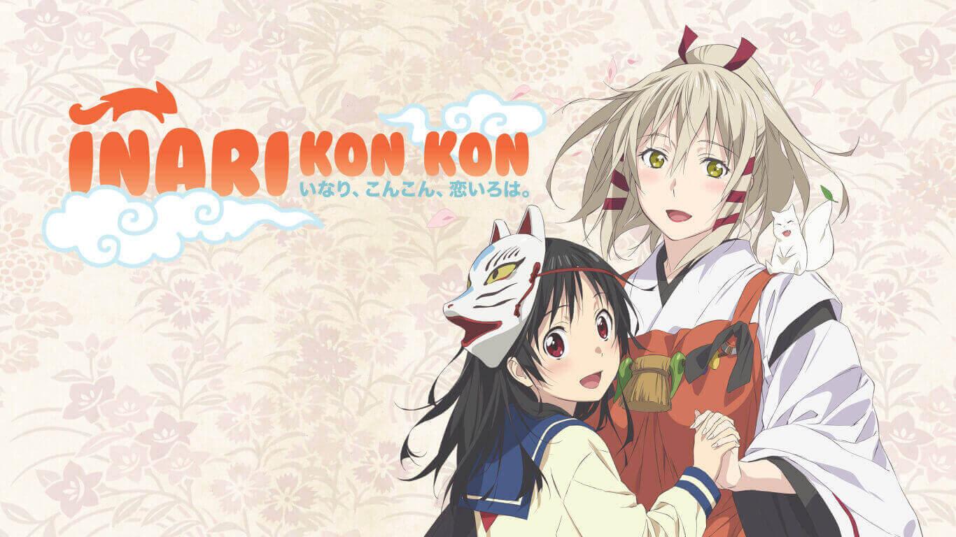 Inari, Konkon, Koi Iroha BD Subtitle Indonesia Batch