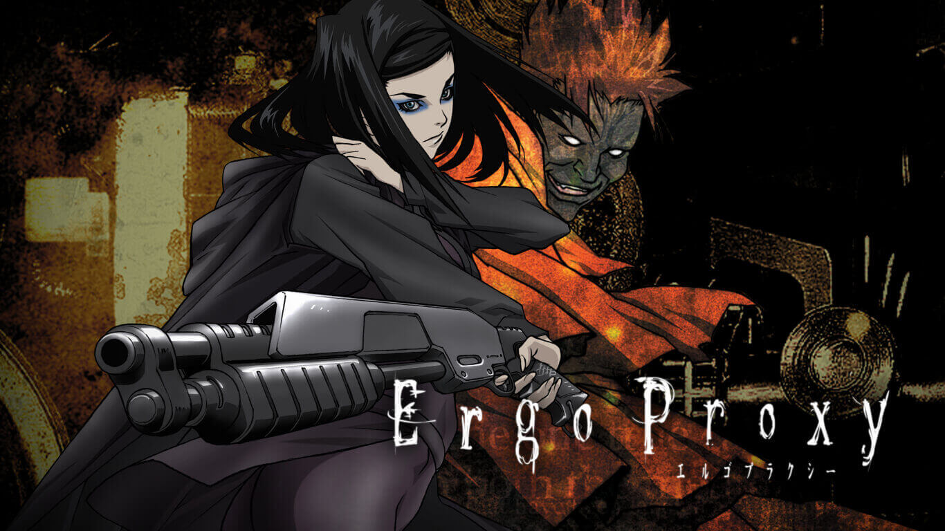 Ergo Proxy BD Subtitle Indonesia Batch