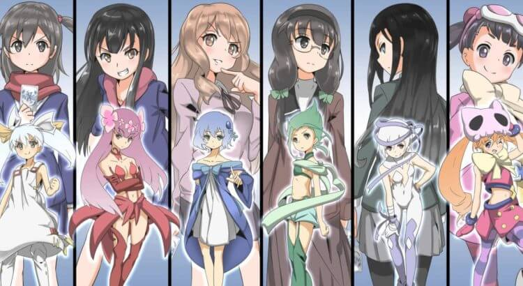 Selector Infected WIXOSS BD (Episode 01 – 12) Sub Indo Batch