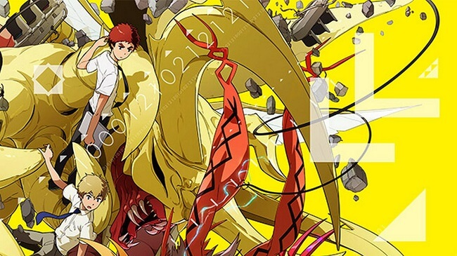 Digimon Adventure tri. 3: Kokuhaku BD Subtitle Indonesia