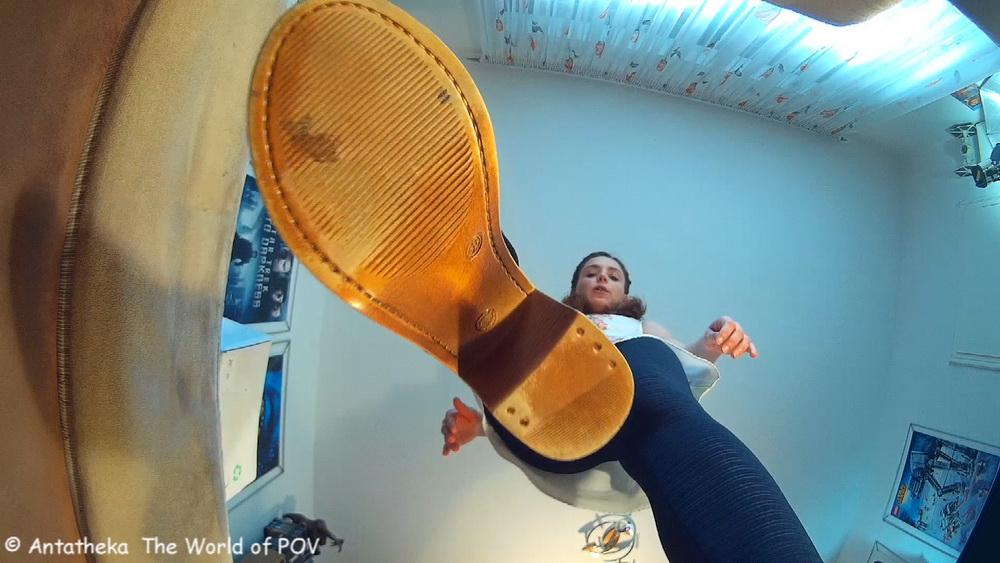 German Giantess Hd Tess Shrinking Party