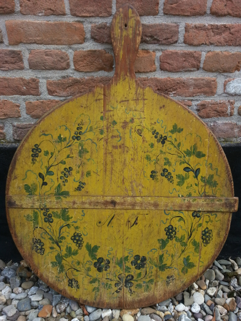 Antique Bread Board Antique Decorative Items