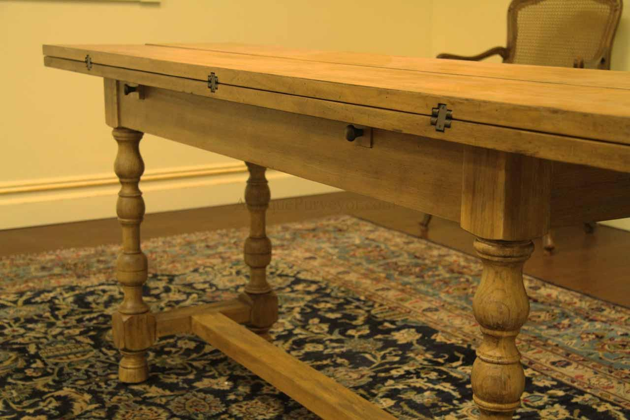 Narrow Dining Room Table Leaves