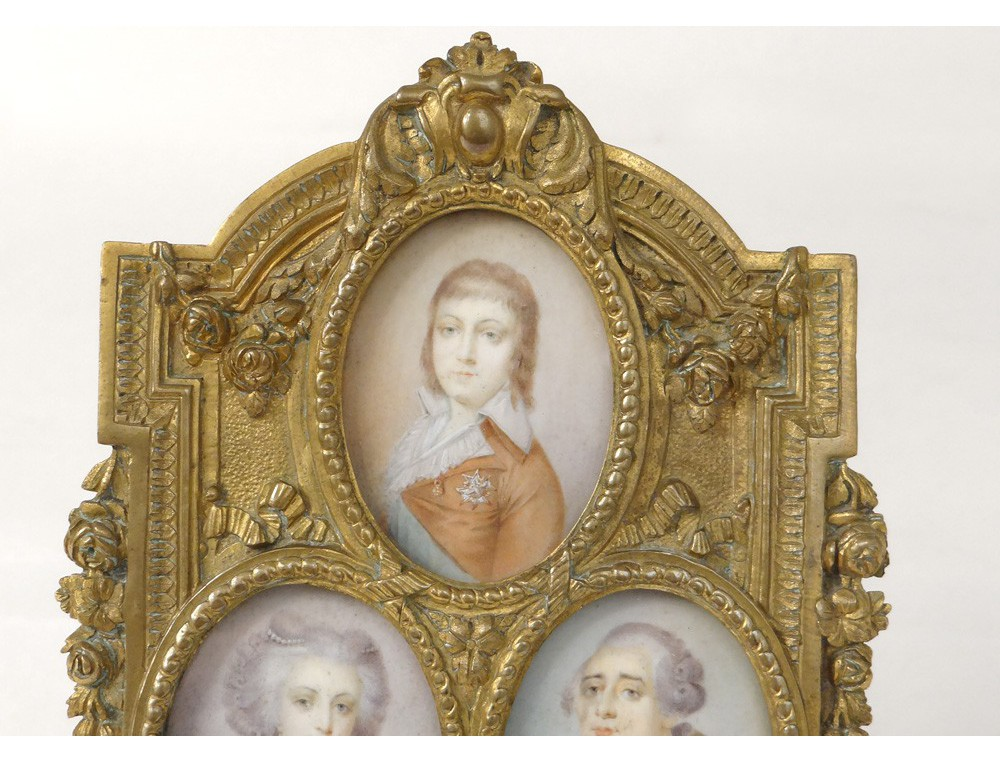 France Louis Xvi And Louis Antoinette Marie