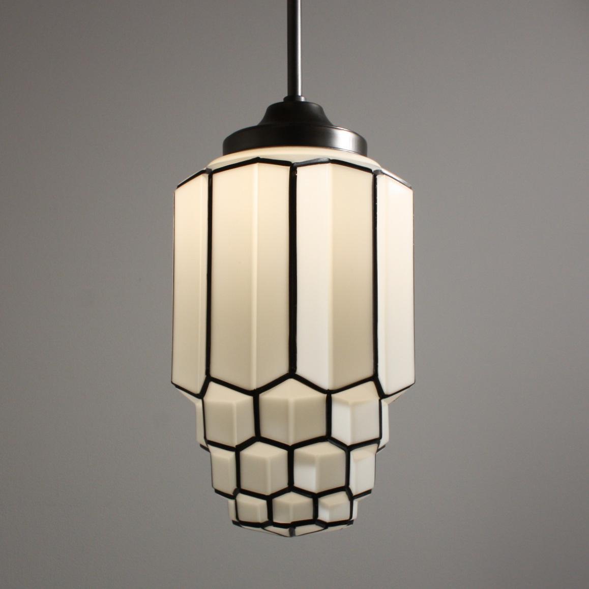 Modern White Pendant Lights