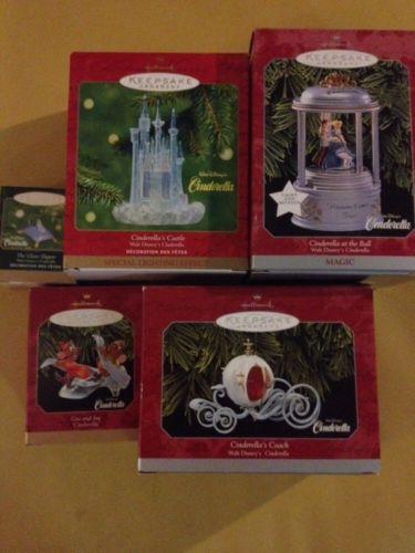Cinderella Disney 2009 Ornament