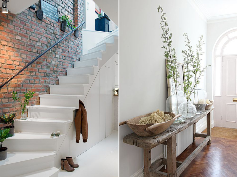 AFFORDABLE HALLWAY AND STAIRCASE DECORATING IDEAS   Apartment Number 4 AFFORDABLE HALLWAY AND STAIRCASE DECORATING IDEAS