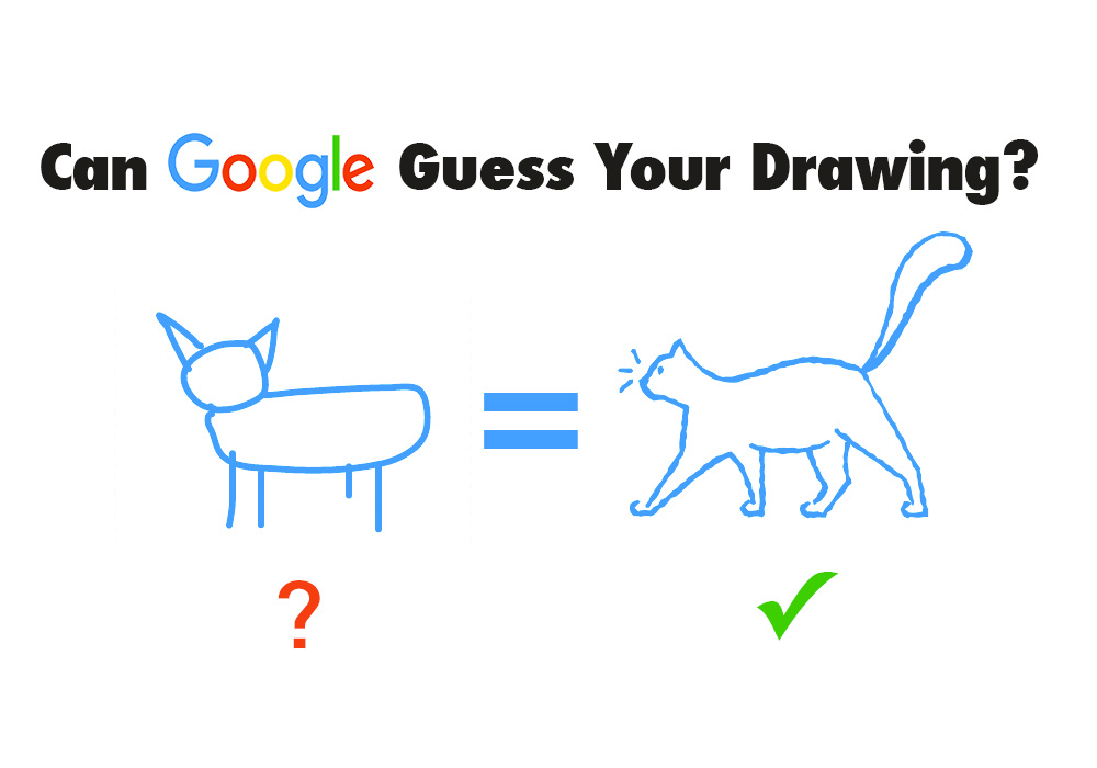 Can Google Guess Your Drawing?