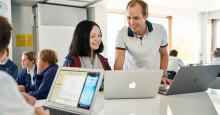 Educators in Australia are embracing Swift to forge a new future