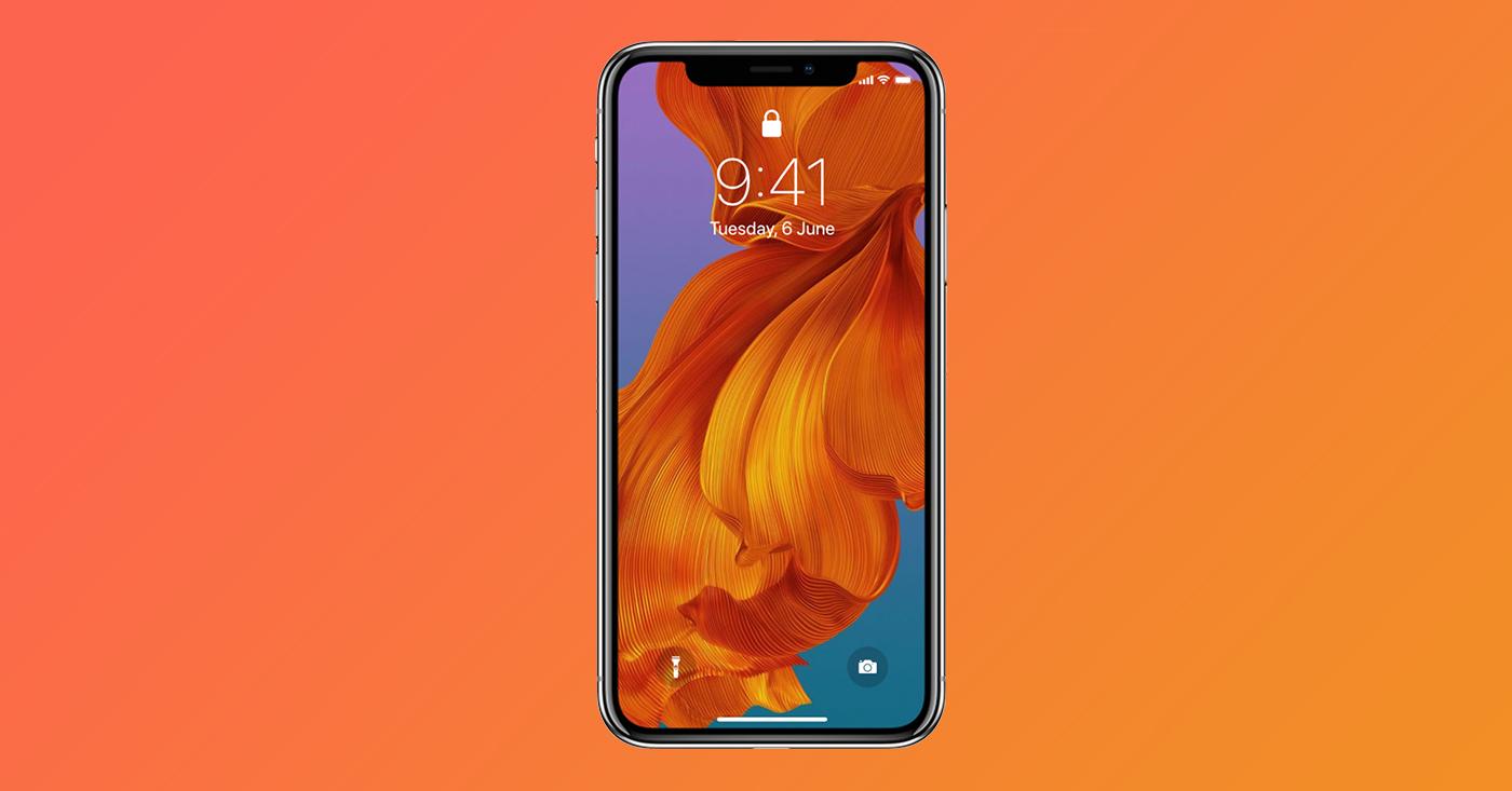 Оранжевые обои • Каталог обоев оранжевого цвета • OboiTop | 733x1400