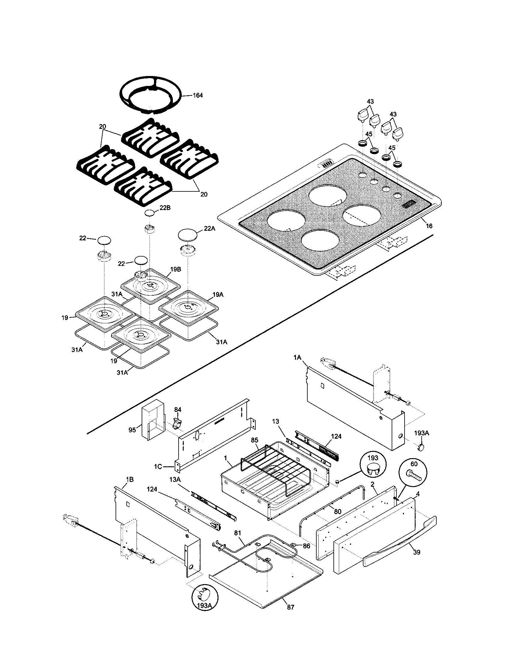 48 viking dual fuel range wiring diagrams