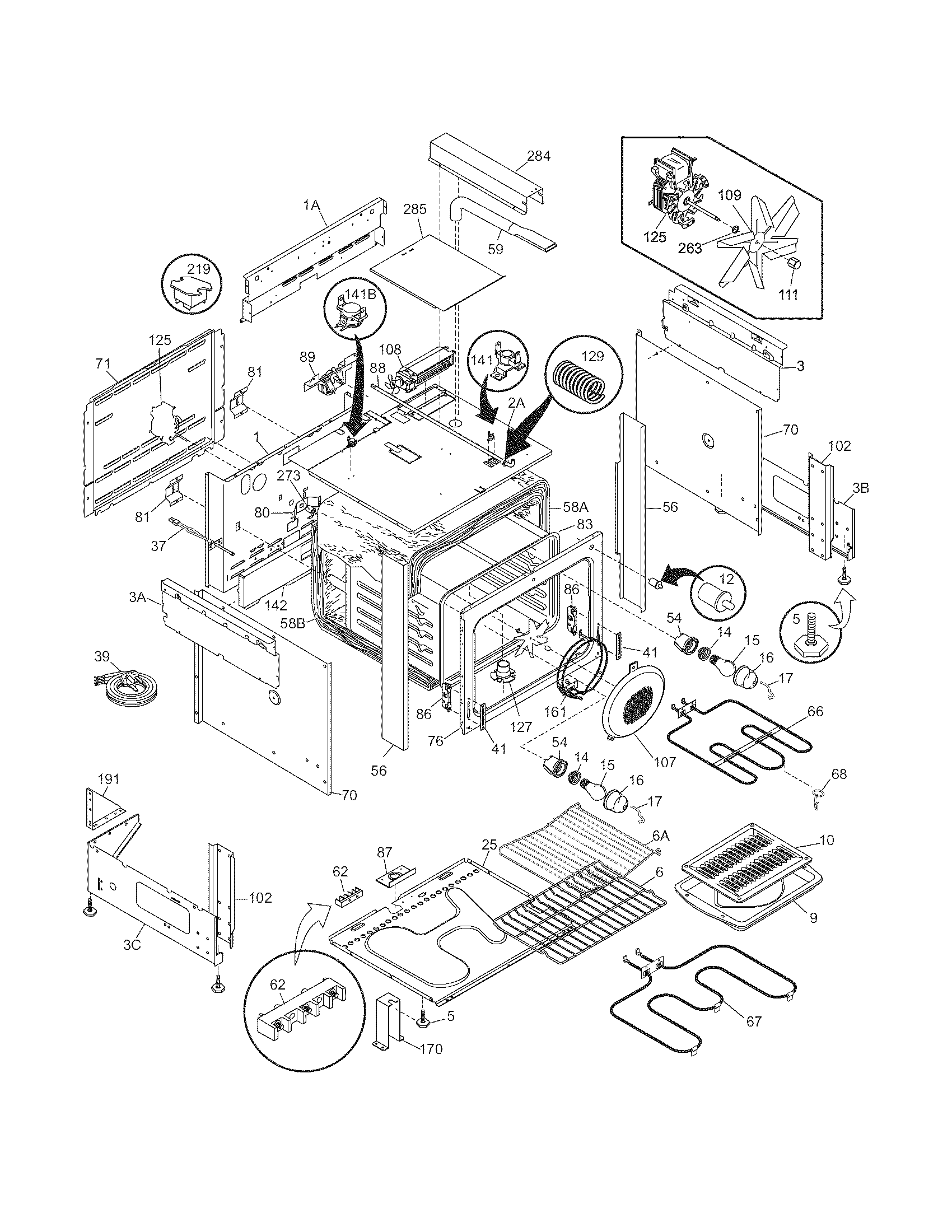 Perfect frigidaire range parts diagrams frigidaire range parts diagrams 1700 x 2200 · 80 kb ·