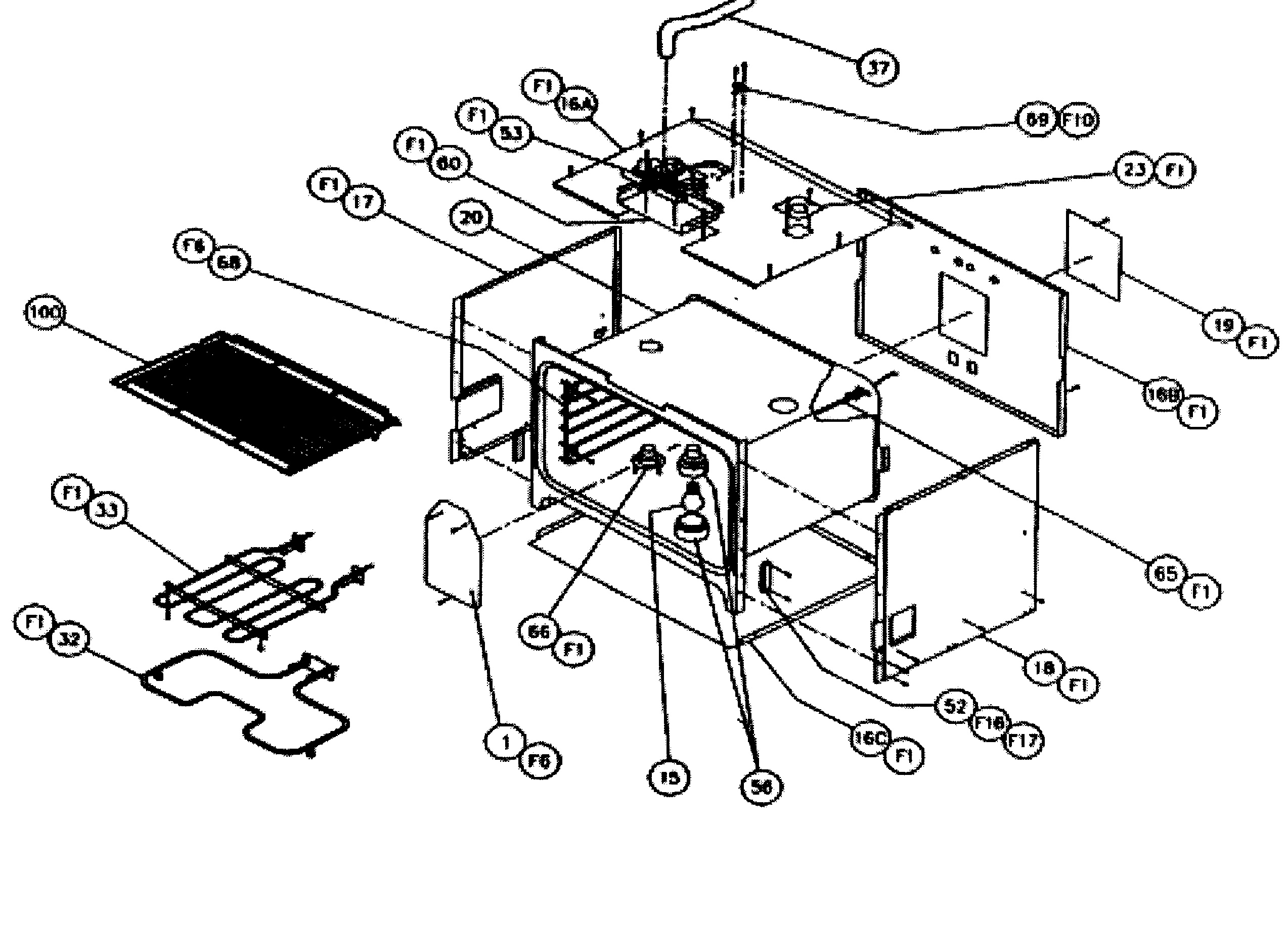 Electrical schematics for ge profile oven wiring diagram and fuse box