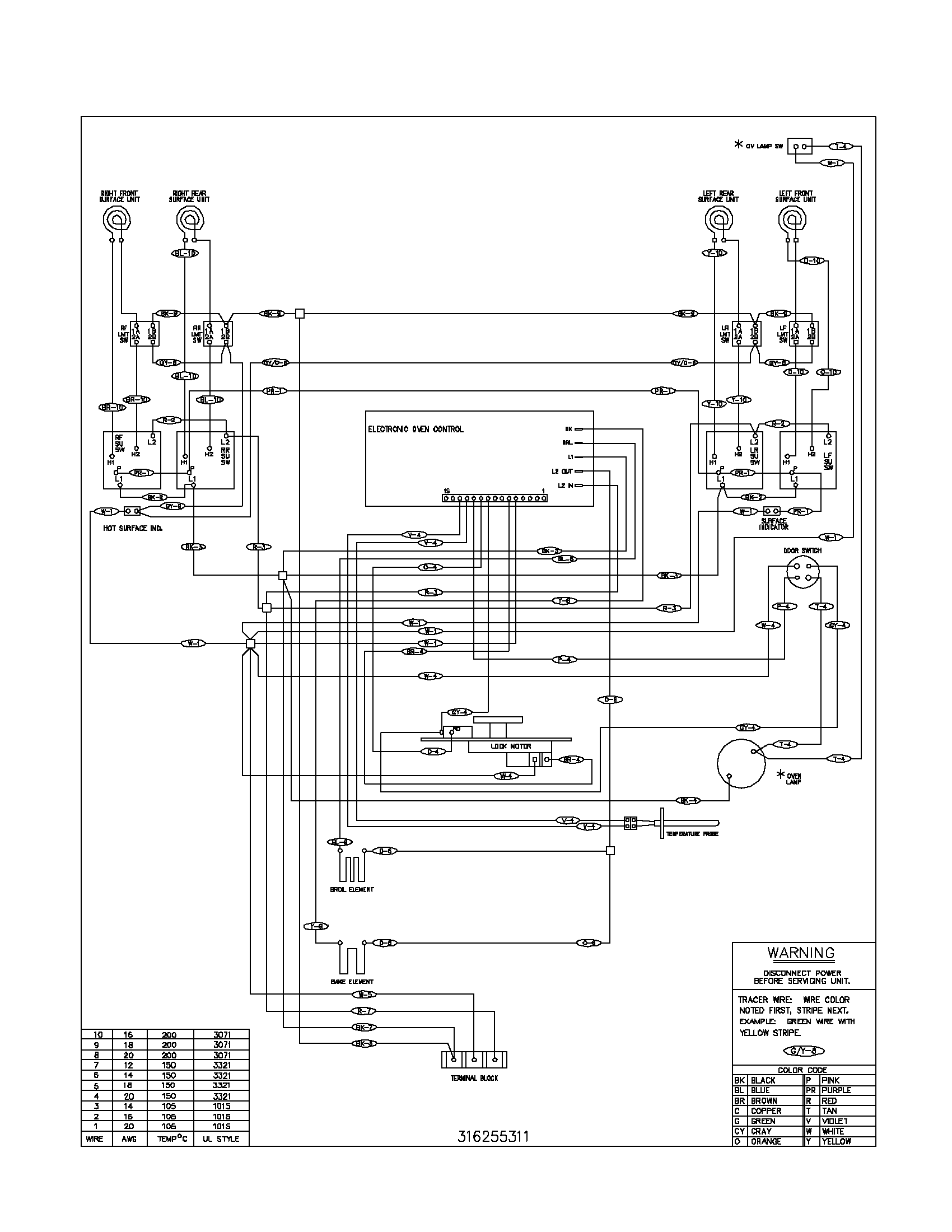 Commercial Defrost Timer Wiring 8141 20 Diagram