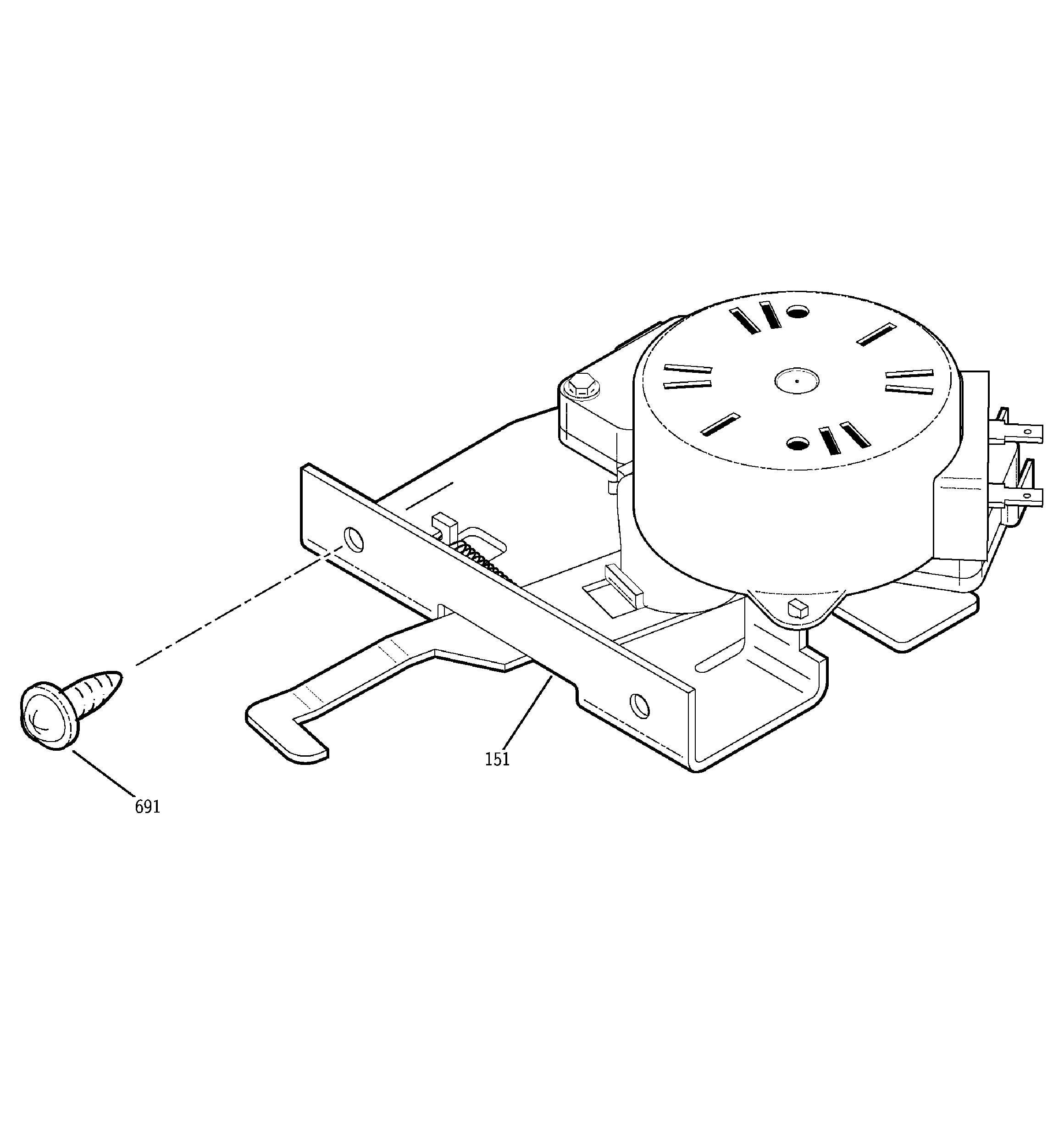 Jkp15 electric oven door lock parts diagram