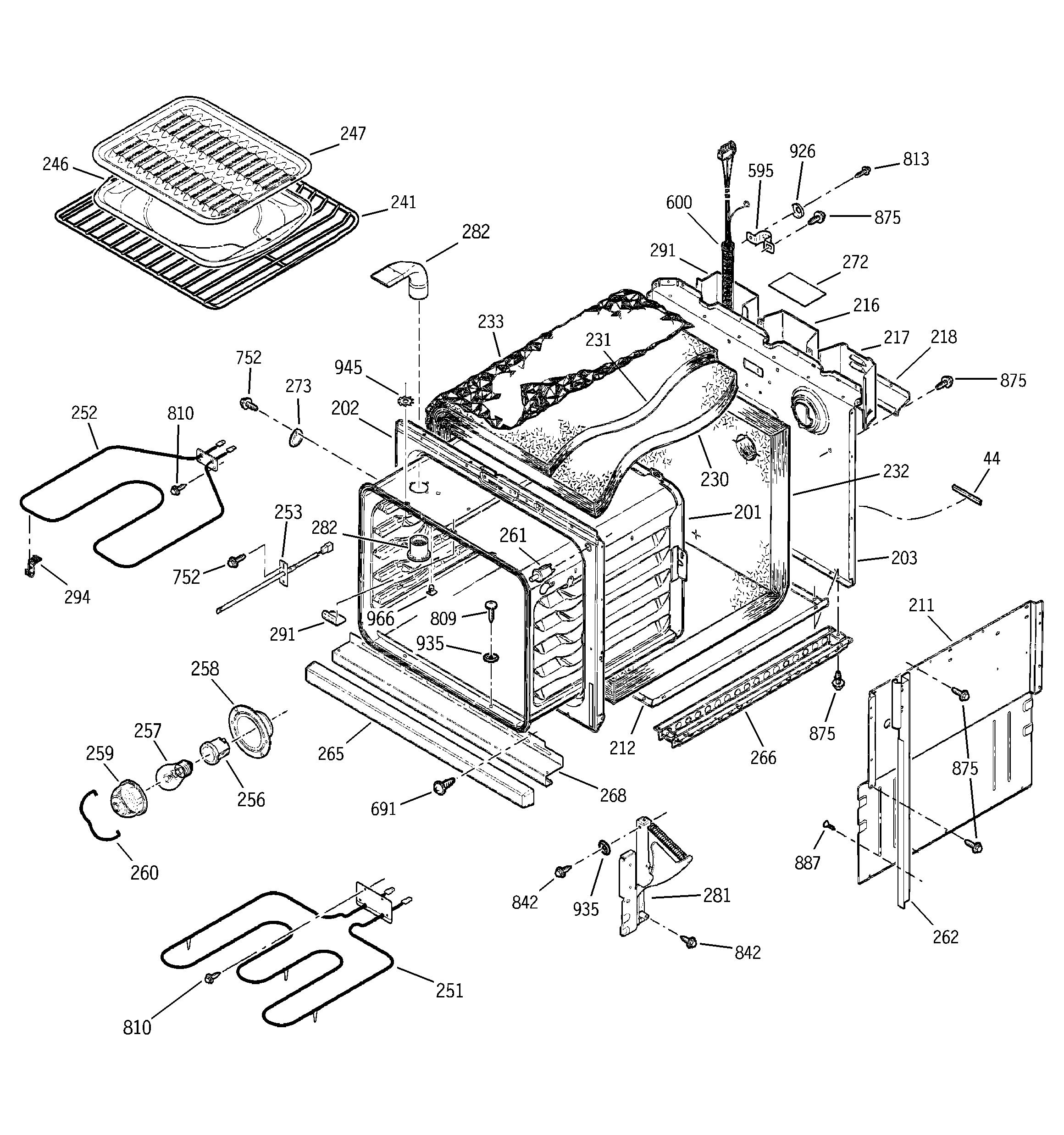 Amazing ge range parts diagram ge range parts diagram 2320 x 2475 · 103 kb ·