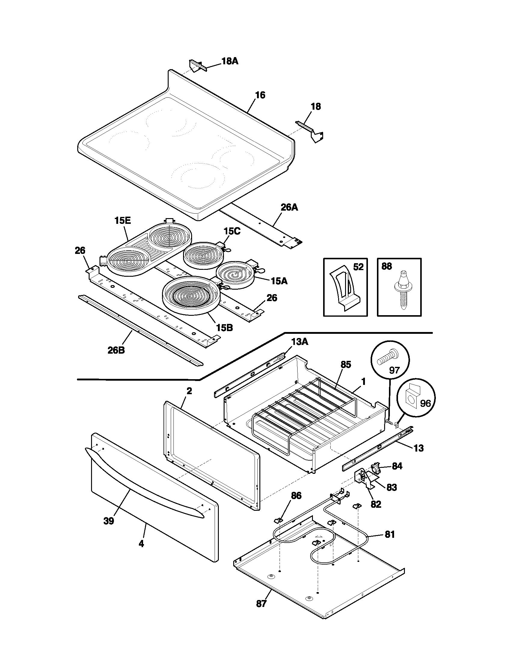 Wiring diagram for frigidaire range yhgfdmuor