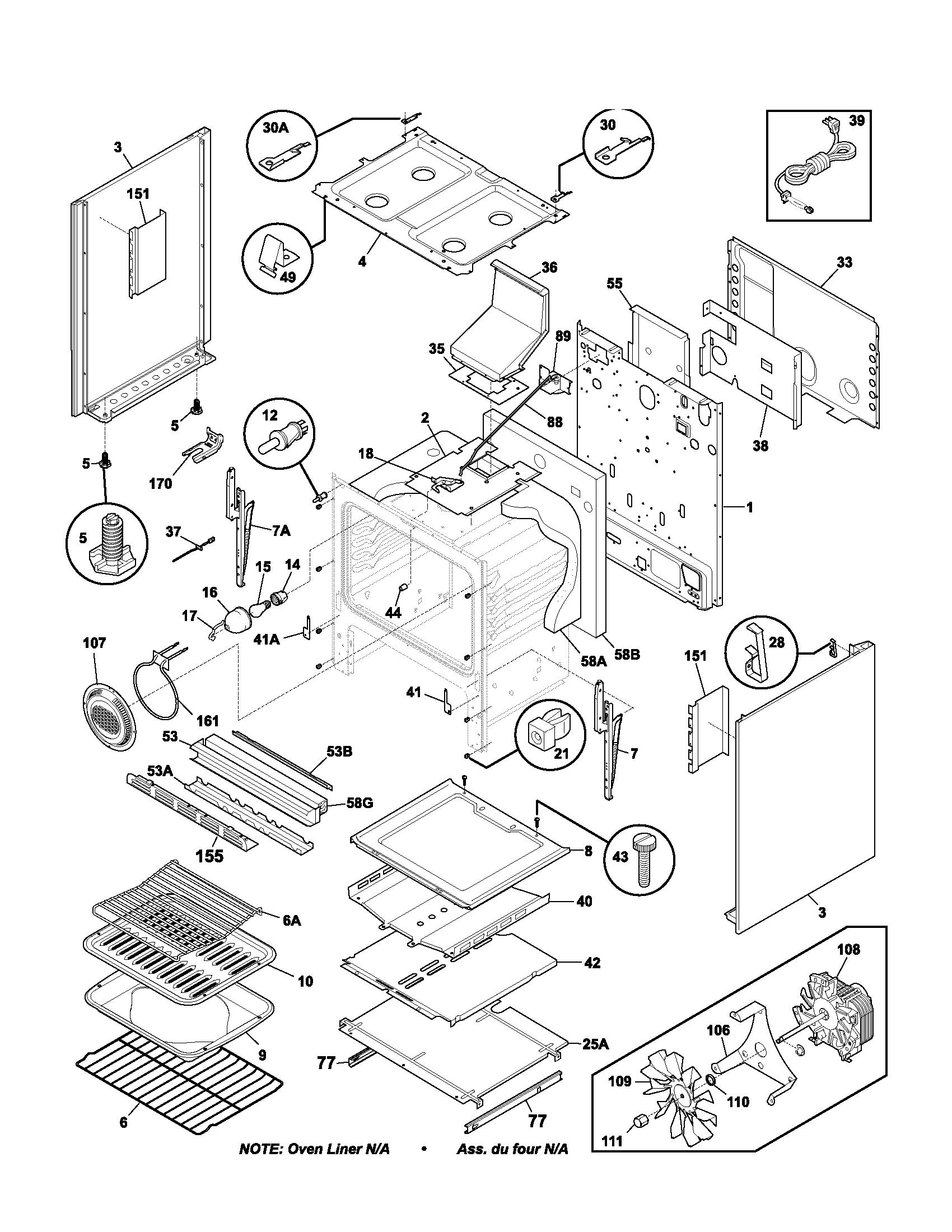 Frigidaire gallery gas dryer parts diagram 1700 x 2200 · 77 kb ·