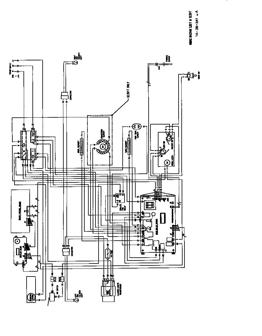 Hobart Dishwasher Wiring Diagram Detailed Schematics Kitchenaid Schematic Clps66e Www Topsimages Com Manuals Us