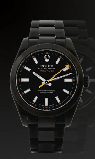 Rolex Watch Live Wallpaper APK Download for Android