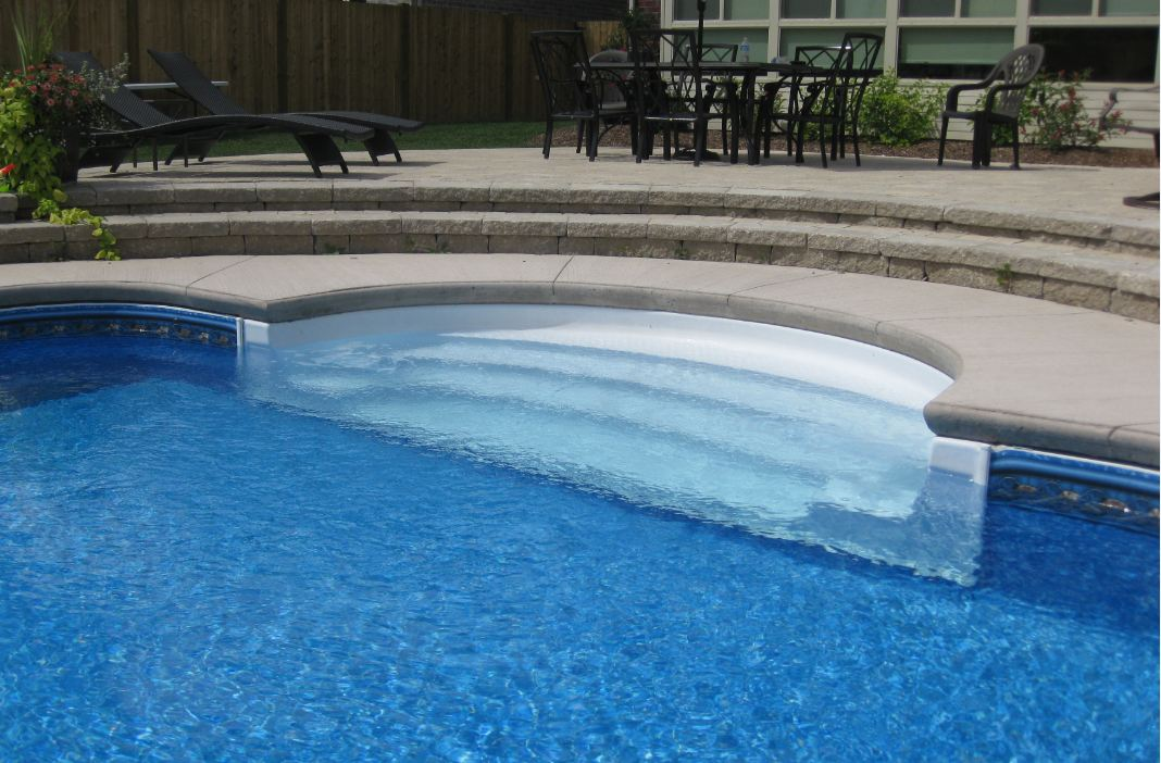 Above Ground Pool And Deck Packages