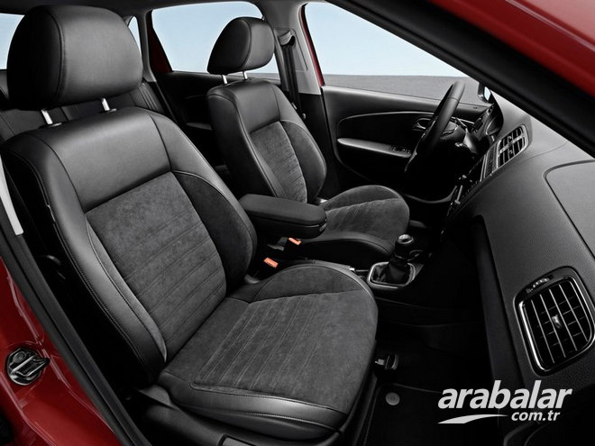 2015 Volkswagen Polo 1 2 Tsi Comfortline