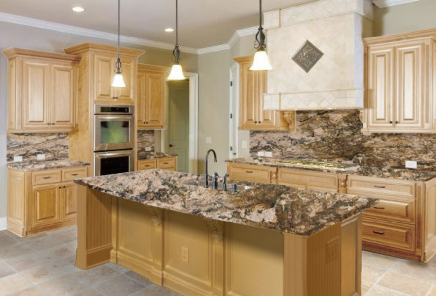 The Right Granite Countertops for your Maple Cabinet The Right Granite Countertops for Your Maple Cabinets