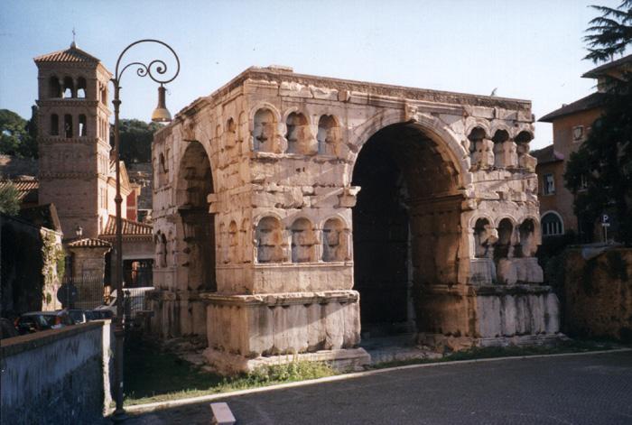 Arco Quadrifronte