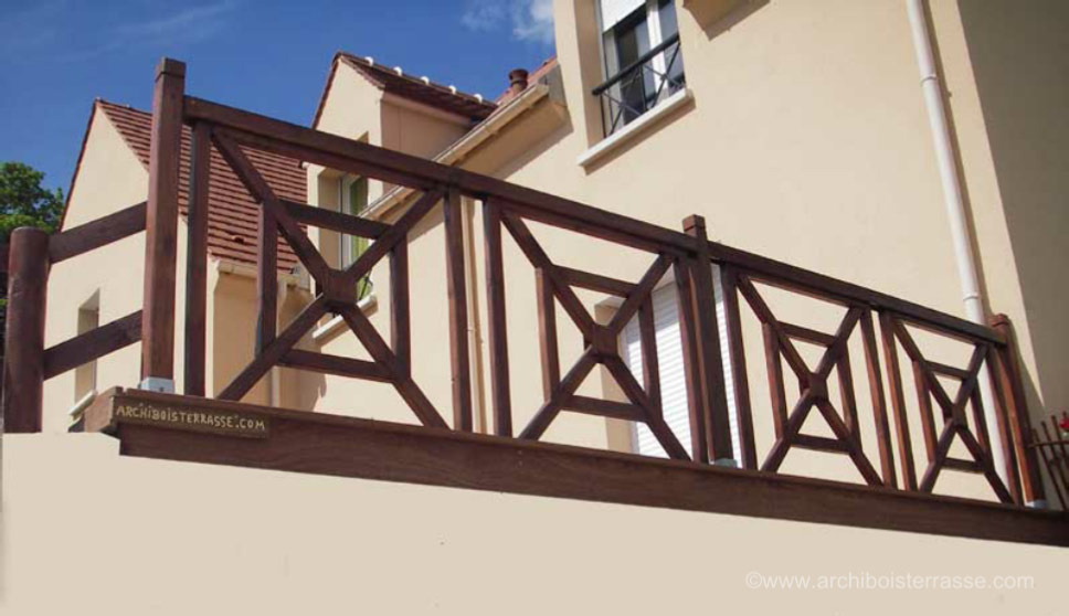 Garde Corps Rambarde Balustrade Barri 232 Re D Ext 233 Rieur En