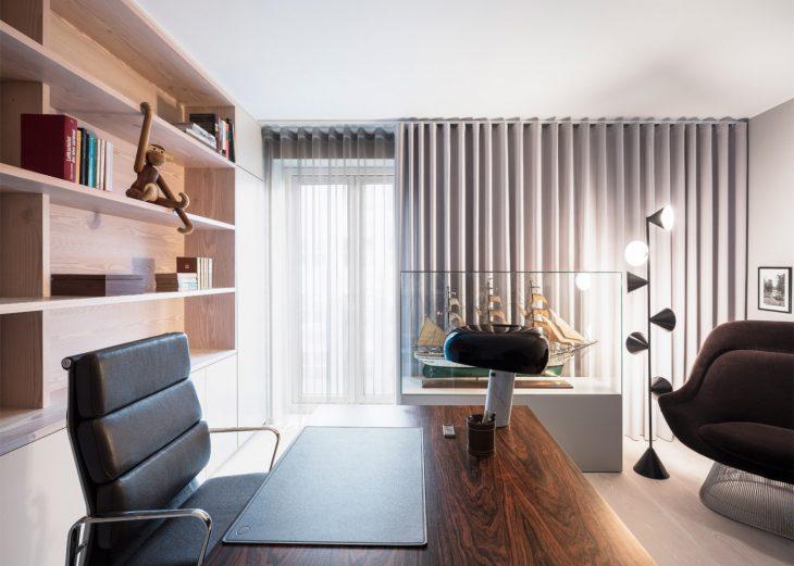 Modern Copenhagen Apartment By David Thulstrups Studio