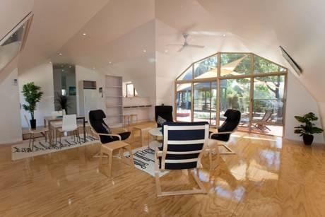 Kit Home Is Bushfire Resistant Architecture Amp Design
