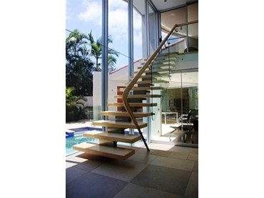 Z2 Stainless Steel Staircases Manufactured By Arden Architectural | Stainless Steel Staircase Designs | Grill | Ultra Modern Stair Grill | Affordable | Glass | Solid Steel