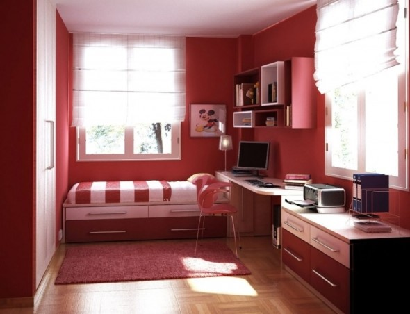 Small Apartment Cute Decorating Ideas
