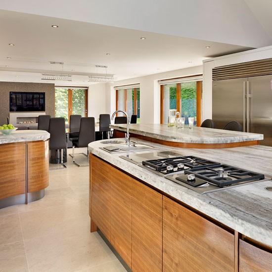 Small Kitchen Diner Design