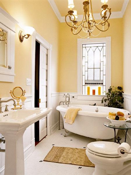 Edwardian Style House Interiors