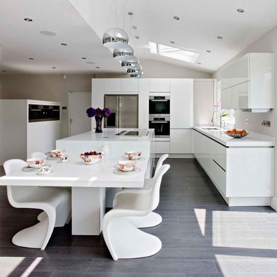 Small Kitchen Diner Design Ideas