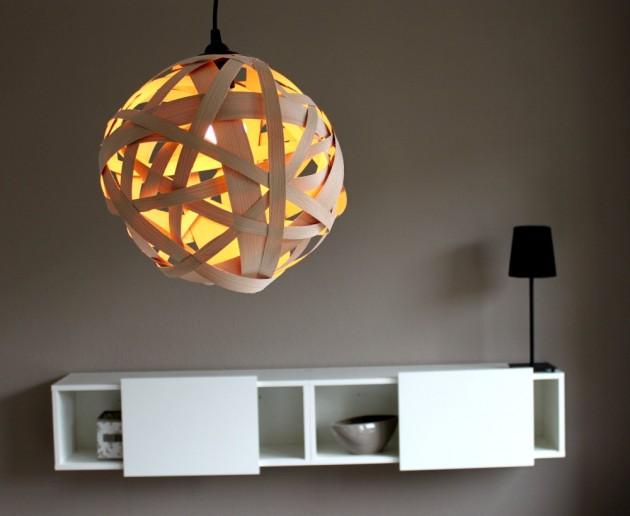 Rustic Industrial Pendant Lighting