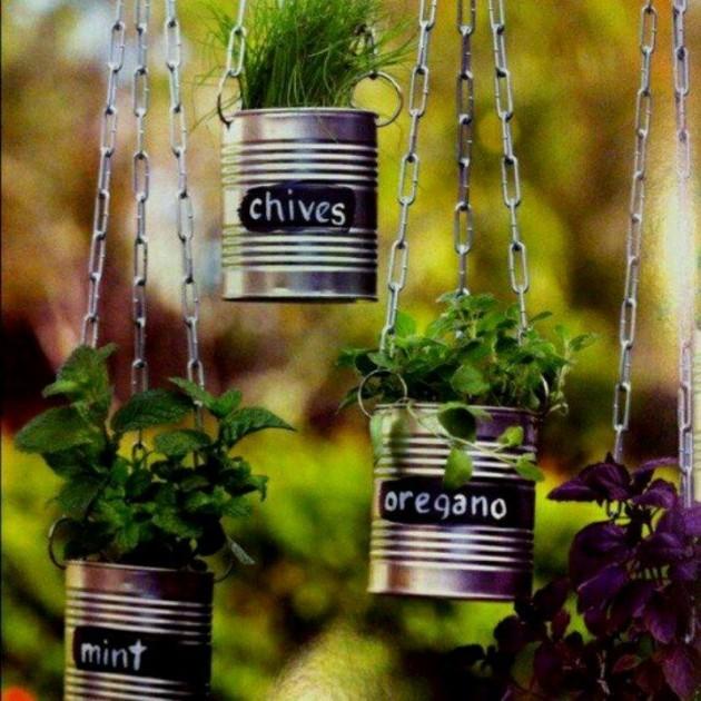 Garden Decoration Waste Material