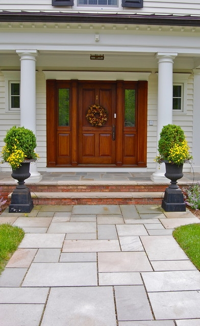 23 Creative Ideas Of Traditional Outdoor Front Entry Steps | Indian House Steps Design Outside | Middle Class | Home Front Sunside | Outside View | Wooden | Balcony