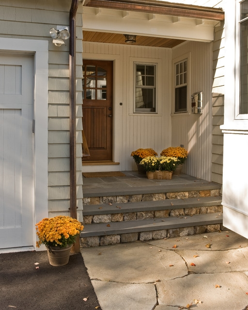 23 Creative Ideas Of Traditional Outdoor Front Entry Steps | Front Door Steps Designs | Simple Front Step | Single | Front Entryway | Decorative Entry Door | Garden