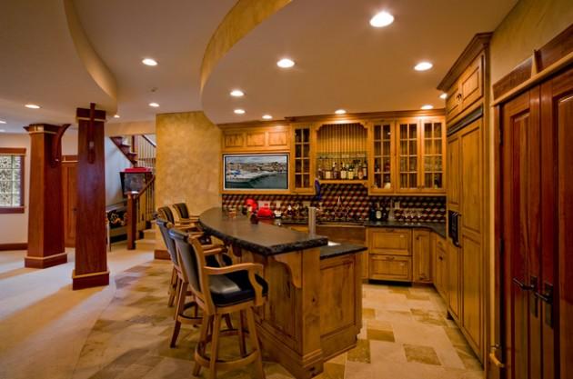 Bar Room Interior Design