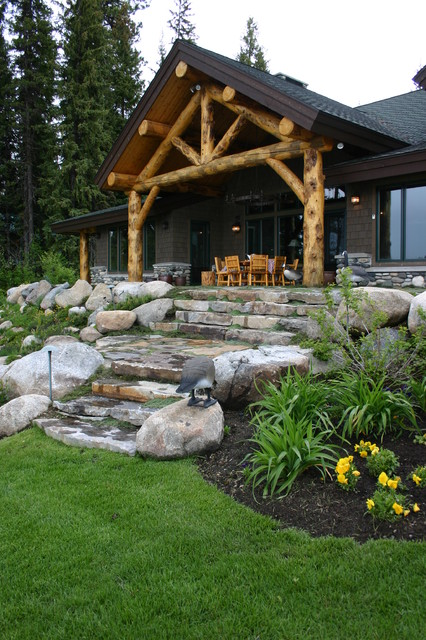 Outdoor Patio Landscaping