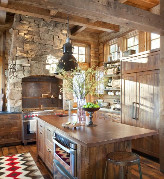 Tiny Country Kitchen Ideas