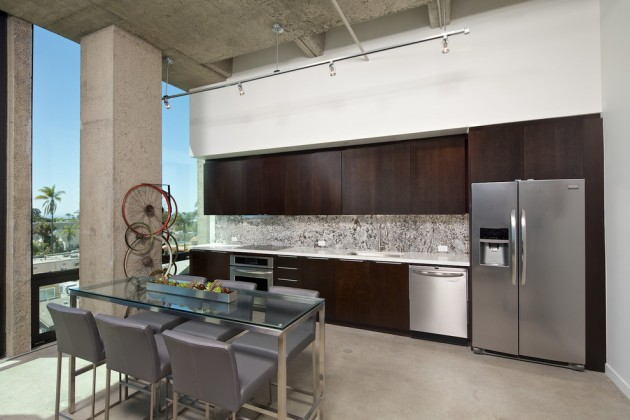Wood Stainless Steel Outdoor Kitchens