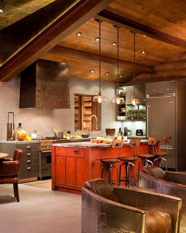 Apartment Interior Design Kitchen