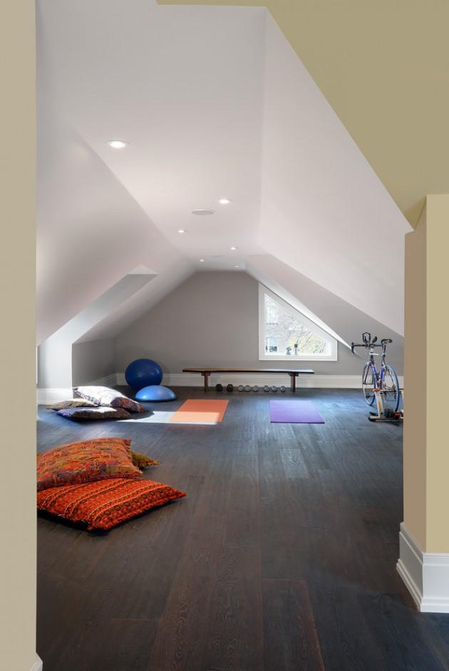 Zen Style Living Room Design