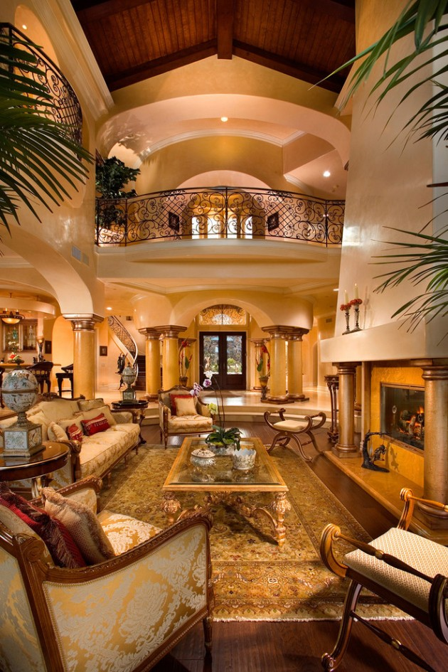 15 Extravagant Mediterranean Living Room Designs That Will Make You Jealous