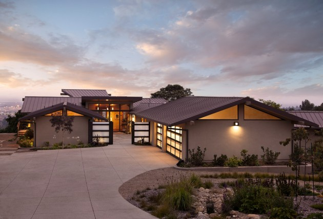 17 Gorgeous Mid Century Modern Exterior Designs Of Homes